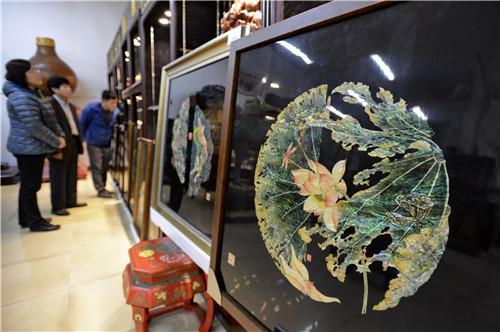 运河文化 漆玉传情——中国漆器玉器珍品亮相北京