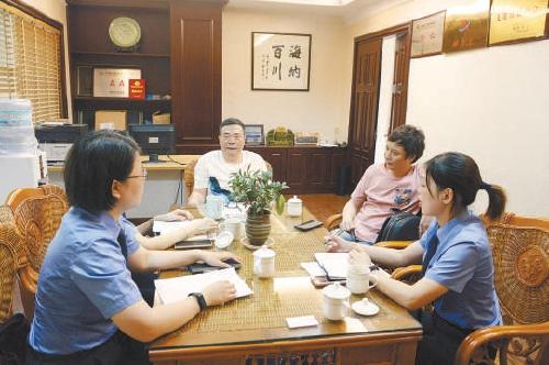 浙江丽水:联合行业协会及物流监