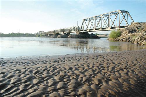 宁夏:青铜峡黄河铁桥的记忆