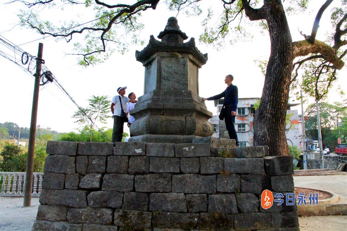 零陵湾夫村两处古建筑历经450多年巍然屹立