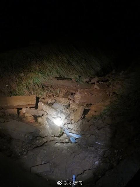 特大暴雨已致甘肃临夏州8人死亡 7人失踪