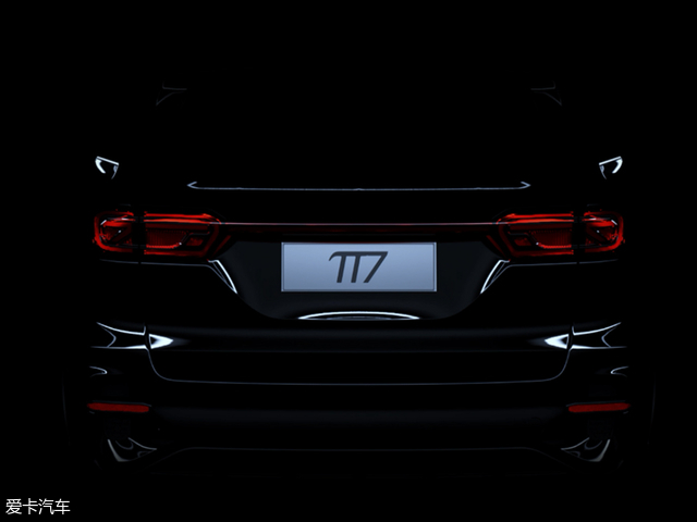 云度π7将于北京车展首发 定位A+级SUV