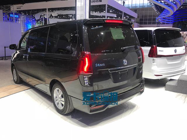 北京车展探馆:东风风行新F600抢先看