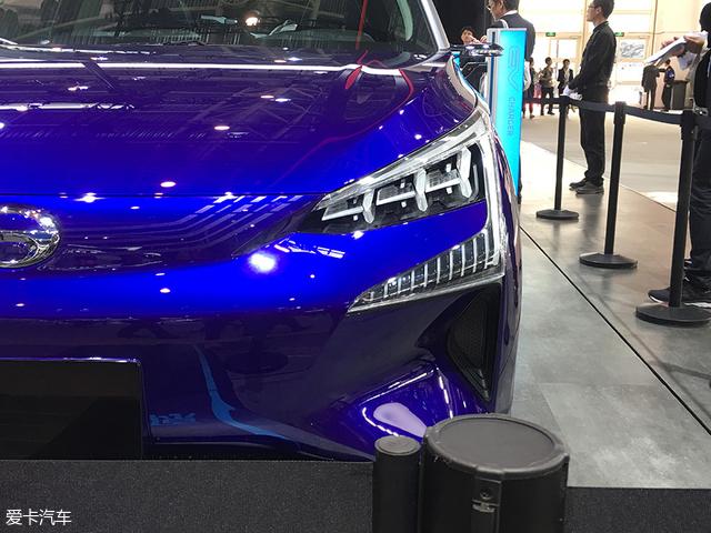 2018北京车展:广汽三菱E-more概念车