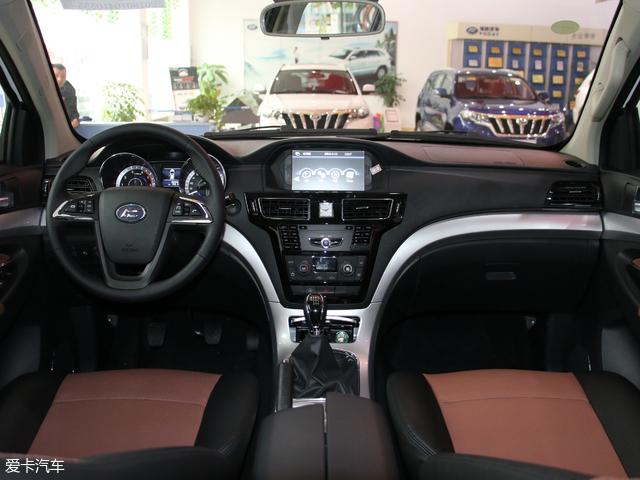 福迪雄狮F22新增车型上市 13.88万元起