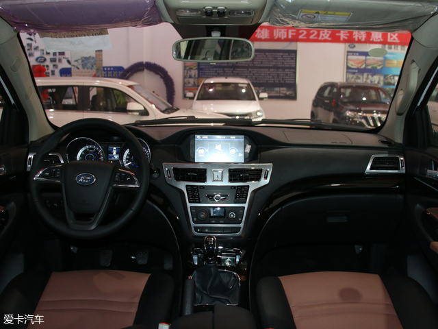 福迪揽福新增车型上市 售价为16.38万元