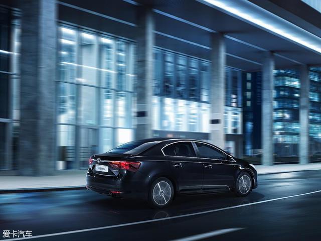 丰田Avensis有望引入 定位入门级中型车