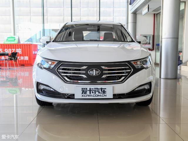 奔腾B30 EV上市 补贴前售17.38-18.38万