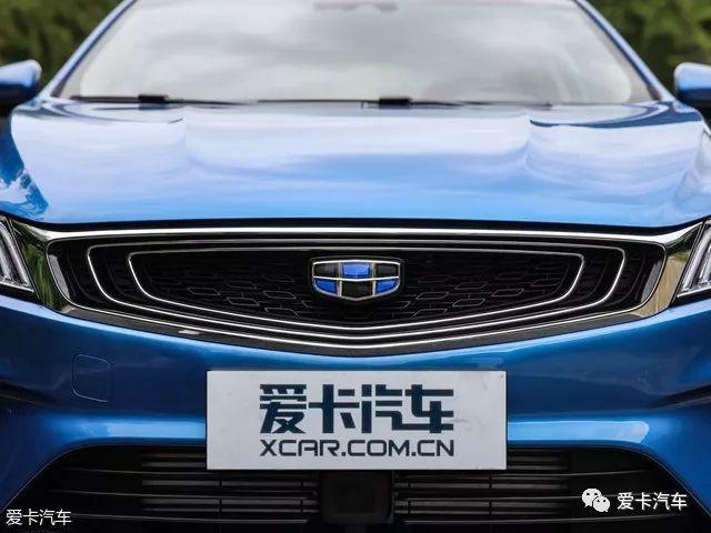 9.08-11.88万元,吉利缤瑞预售开启,真是一款让人自豪的国产车!