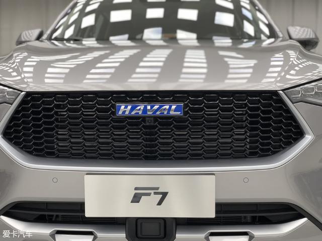 哈弗F7将今晚亮相 有望10月份正式上市