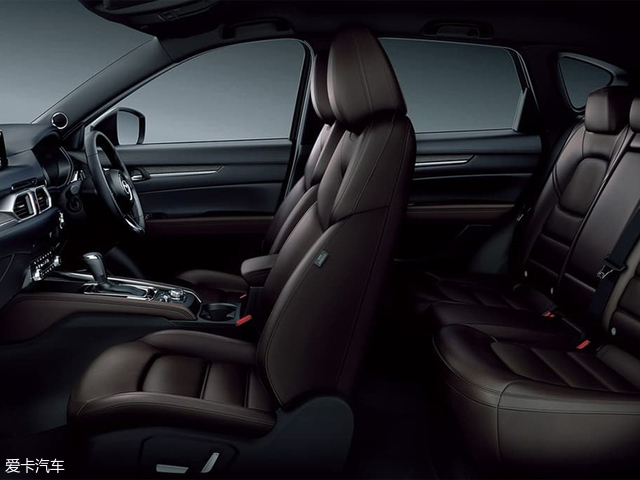 马自达日规版新款CX-5官图 增2.5T动力