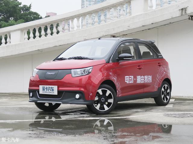电咖·EV10新款上市 补贴前售11.59万起