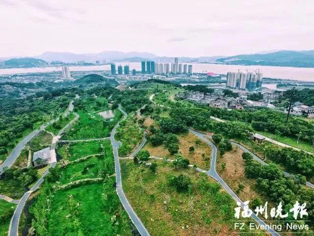 三江口南台岛东部片区规划公布,CBD、湿地公园、艺术中心,一批