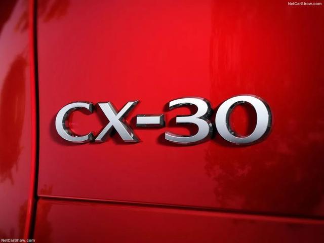 打破马自达命名规则的cx-30,都有哪些亮点?