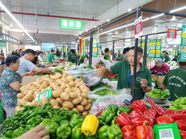 过节价格居然降了全国蔬菜瓜果肉蛋供应啥情况?