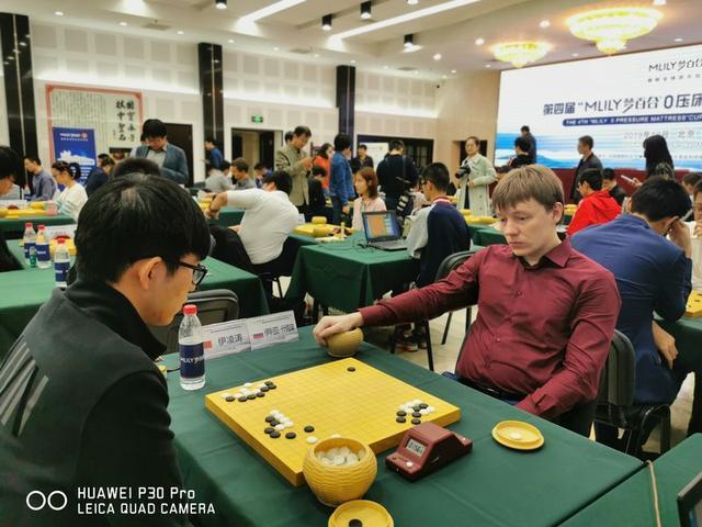 俄罗斯棋手战胜中国职业七段 华学明认为并不意外