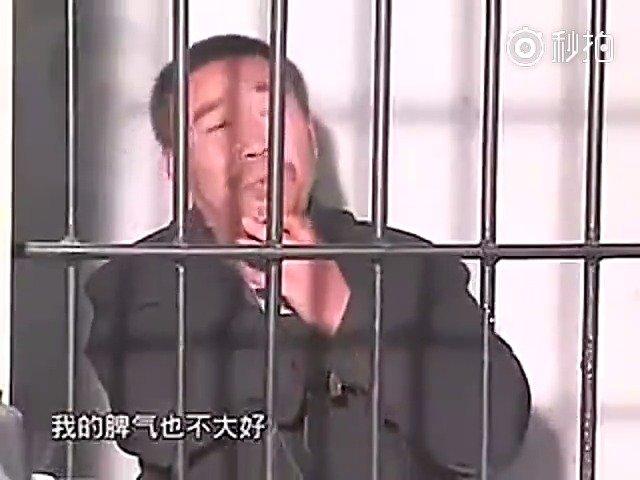 一夜间杀村里十四人的胡文海,对记者说其犯罪动机和过程
