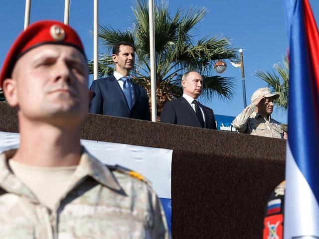美国犯下致命失误,在叙利亚成孤家寡人,却帮了普京和阿萨德大忙