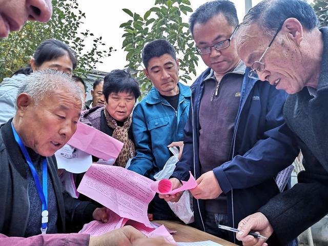 沂南县南村社区棚户区改造安置房分配 500余棚改户欢喜分房