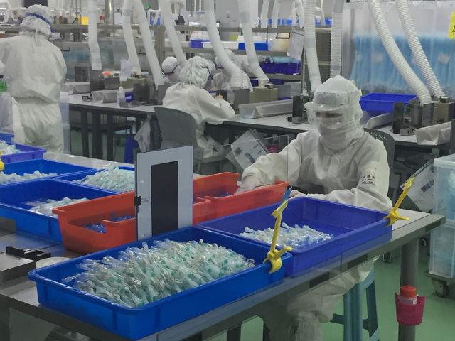 浙江抢占高端医疗器械市场