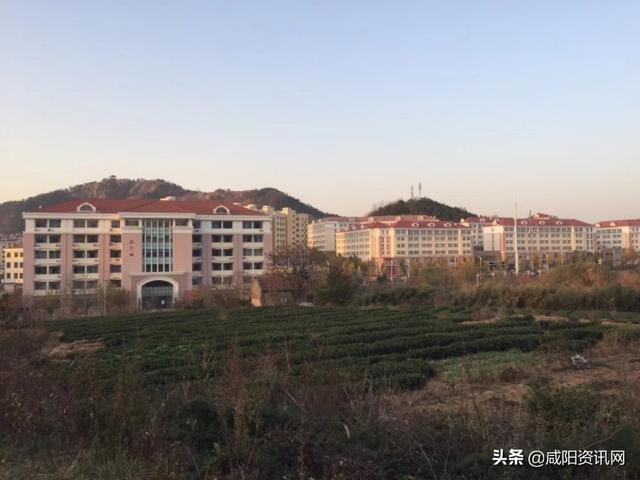 中国海洋大学崂山校区的几张照片