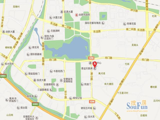 香溢天鹅湖 VS 国际花都蓝蝶苑在政务新区谁更胜一筹?