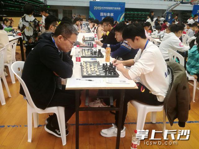 长沙市首届智力运动会已经闭幕 比赛成绩正式公布