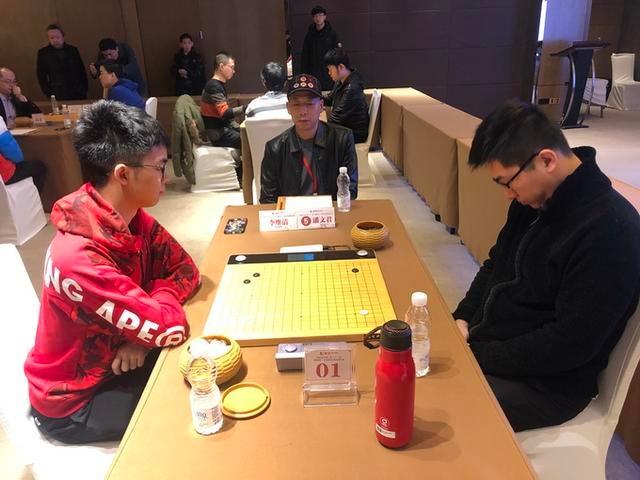 第33届晚报杯全国业余围棋锦标赛落幕,北京晚报队名列团体第四