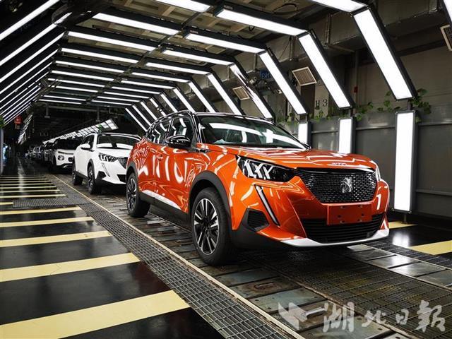 神龙汽车三大基地全面复产,武汉工厂产能逐渐提升