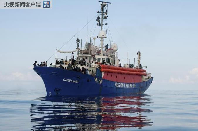 因拒收救援船 马耳他和意大利再次爆发口水战