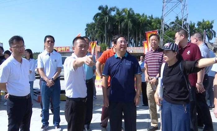 """2019""""中国农民丰收节""""明天举行 江门分会场活动准备就绪"""