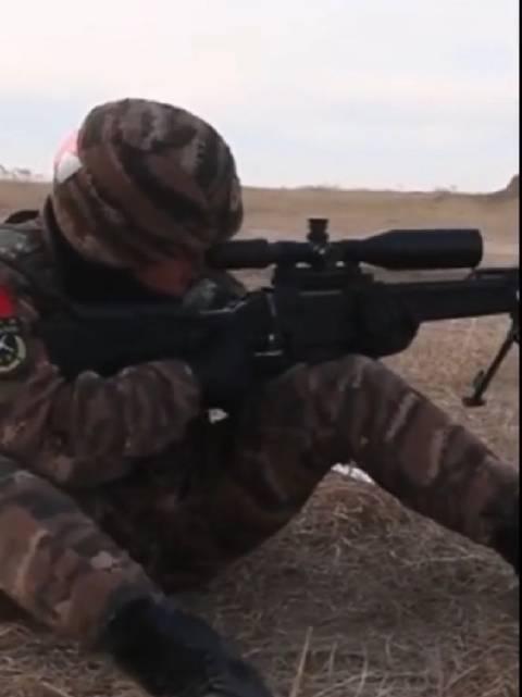快来围观,兵哥哥快速解锁五大硬核狙击姿势!
