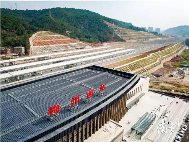 赣深铁路预计2021年建成,广东计