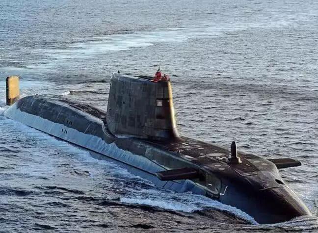 英军水下力量的主力:机敏级攻击核潜艇