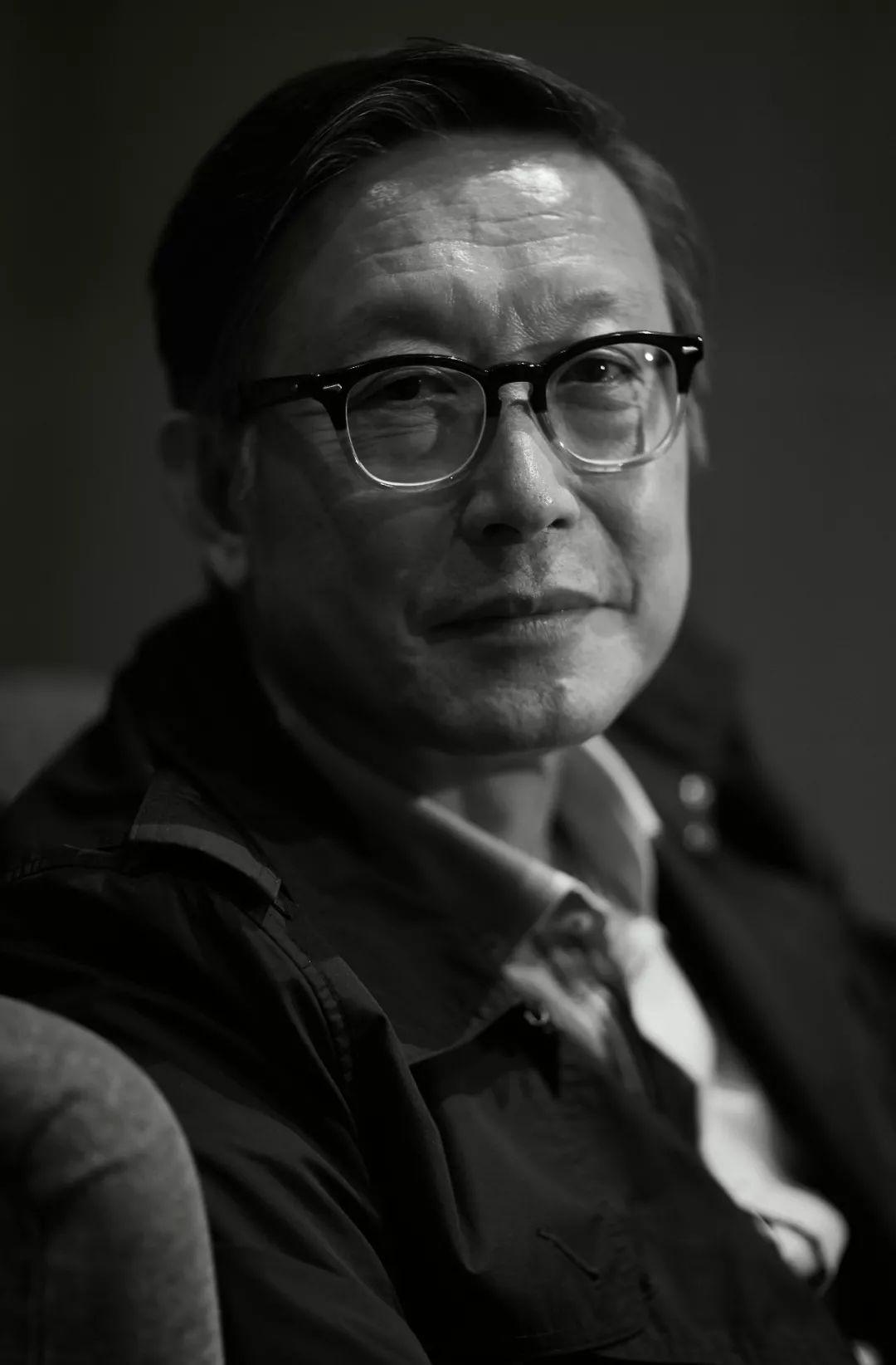 电影《中国机长》导演刘伟强(摄影:宫德辉)
