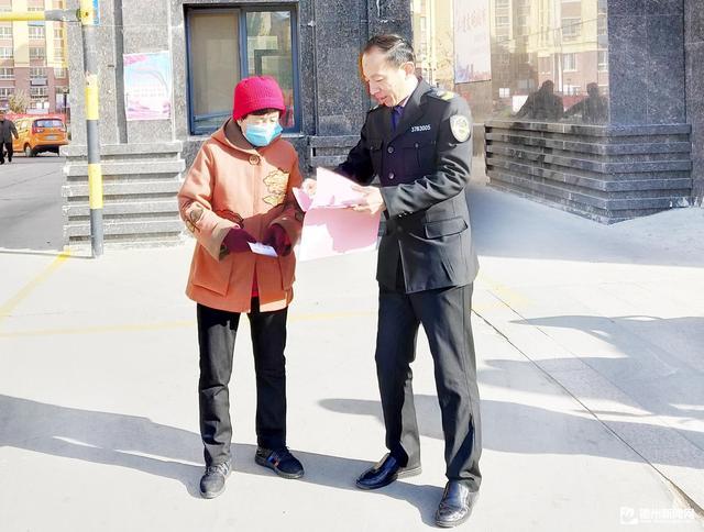 市场监督管理局联合陵城区开展家庭过期药品回收活动