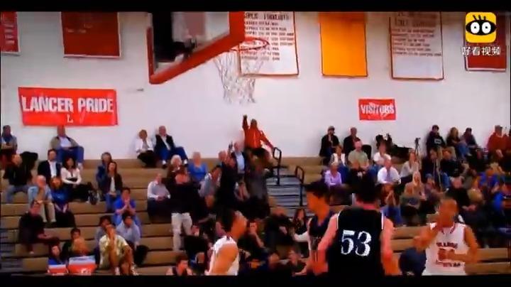 篮球史上12大飞跃人的扣篮,詹姆斯上榜