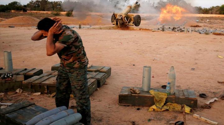 利比亚战局大势已去,哈夫塔尔盟友临阵溃逃,一年努力全白费
