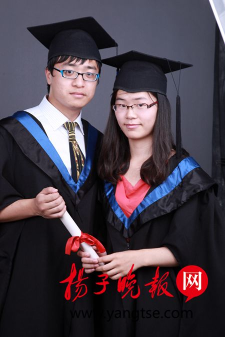 他为她放弃帝国理工攻读同一所大学 西浦这对情侣8年爱情长跑踏入