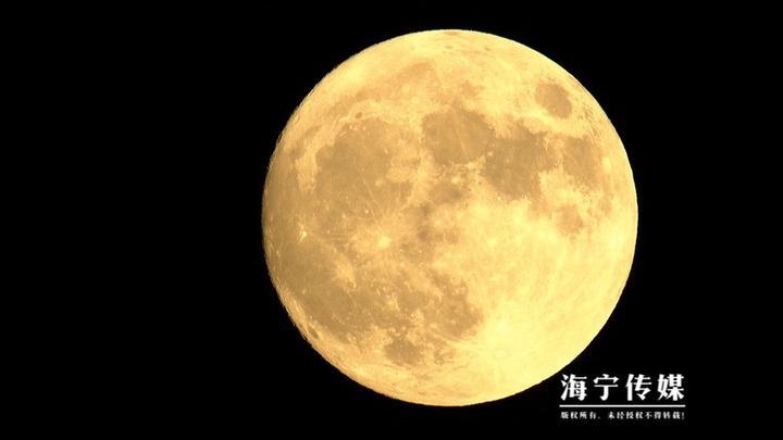 【蓝媒视频】中秋节+观潮节!江天一色 皓月下奔腾海宁潮
