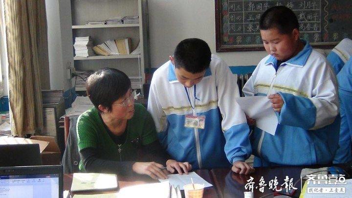 绝不放弃任何一个学生!刘娟美把数学带成了东疏中学的拳头学科