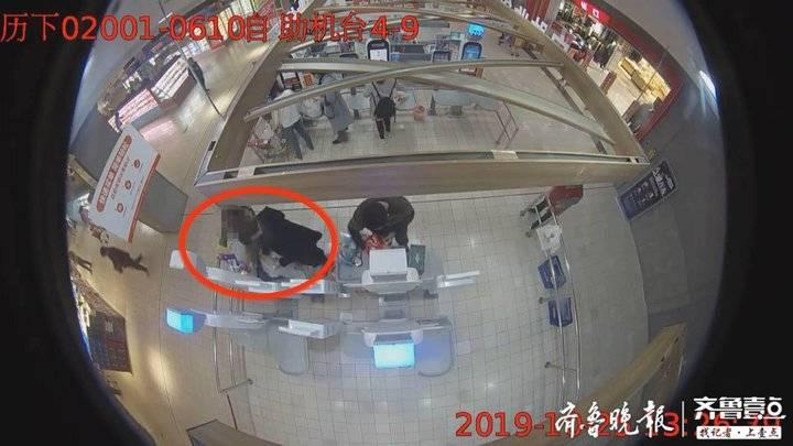 超市自助结账 800元只付100元 济南姐弟俩被拘留7天