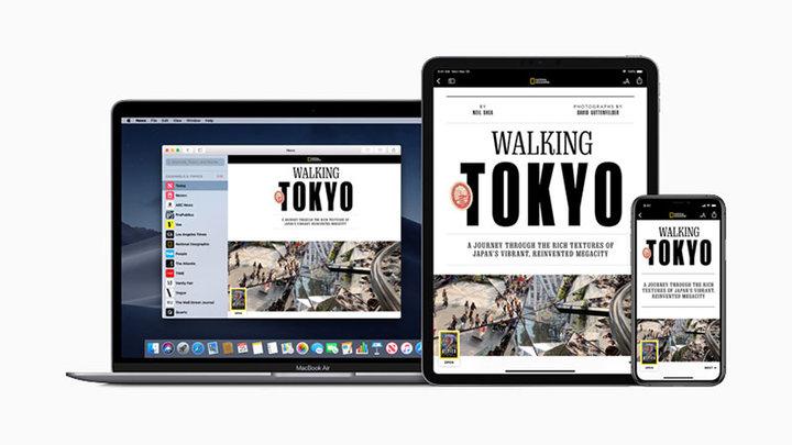 Apple News+ 增长乏力,苹果考虑把它和 Apple Music、Apple TV+ 打包出售