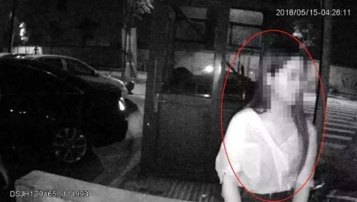 漂亮姑娘凌晨4点报警称遭强奸 结果自己被拘
