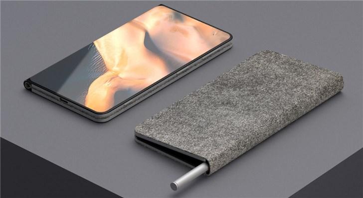 微软新专利:Surface折叠屏可用