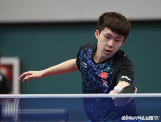 林高远王楚钦混战突围 中国世乒赛男队阵容出炉