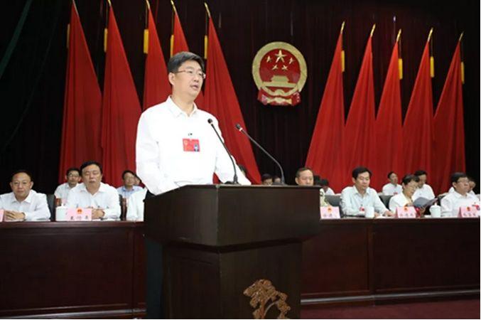孙勇当选黄山市长,曾任安徽省外办主任