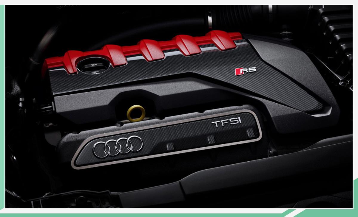全新奥迪RS Q3官图发布 4.5秒破百/竞争AMG GLA 45