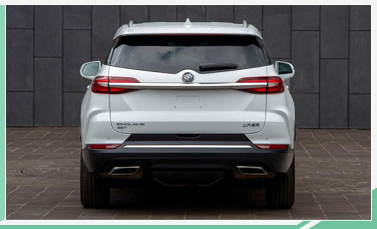 上汽通用别克将发布全新中大型SUV 命名
