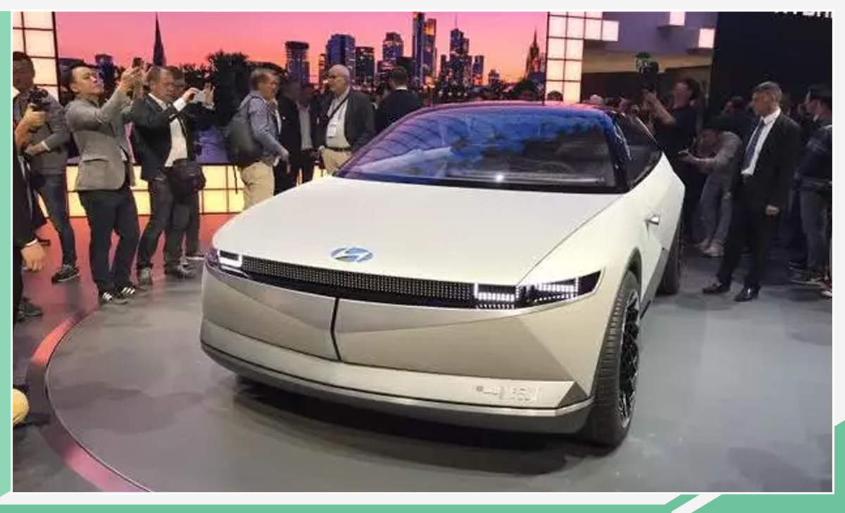 北京现代将推4款纯电动车 菲斯塔纯电动12月上市